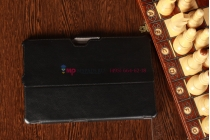 """Чехол для Acer Iconia Tab W510/W511 черный кожаный """"Deluxe"""""""