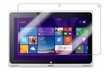 Фирменная оригинальная защитная пленка для планшета Acer Aspire Switch 10 (SW5-011) матовая