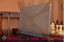 """Фирменная ультра-тонкая полимерная из мягкого качественного силикона задняя панель-чехол-накладка для iPad Pro 12.9"""" черная"""