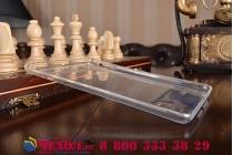 Фирменная ультра-тонкая полимерная из мягкого качественного силикона задняя панель-чехол-накладка для iPad mini 1/2/3 прозрачная