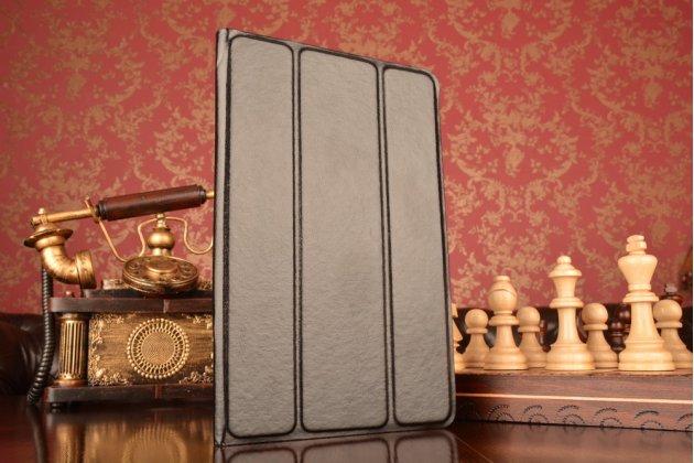 Чехол с вырезом под камеру для планшета Acer Iconia One 10 B3-A30 (NT.LCNEE.006) с дизайном Smart Cover ультратонкий и лёгкий. цвет в ассортименте