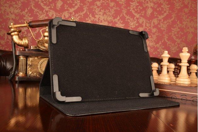 Чехол-обложка для планшета iPad Mini 2 new Retina с регулируемой подставкой и креплением на уголки