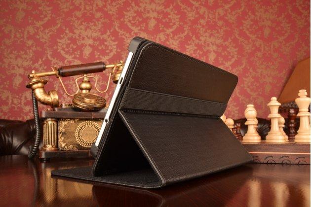 Чехол-обложка для планшета Acer Iconia Tab 8W W1-810-11ML с регулируемой подставкой и креплением на уголки