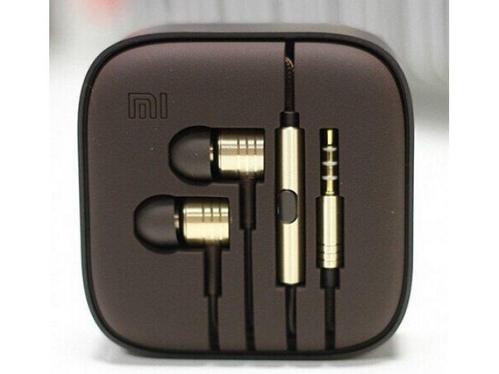 Наушники-вкладыши с микрофоном и переключателем песен Xiaomi Piston 2 для всех моделей телефонов.Аналог