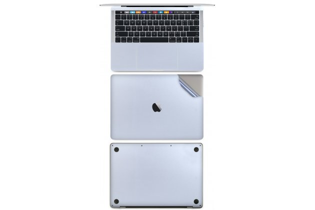 Фирменная оригинальная защитная пленка-наклейка на твёрдой основе, которая не увеличивает ноутбук в размерах для Apple MacBook Air 11 Early 2015 (MJVM2/ MJVP2) 11.6 / Apple MacBook Air 11 Early 2014 ( MD711 / MD712) 11.6. Цвет в ассортименте.