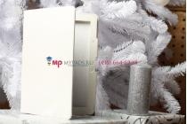 Чехол-обложка для Acer Iconia Tab A700/A701 белый кожаный
