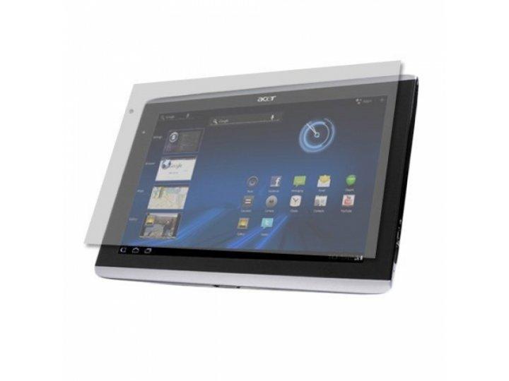 Защитная пленка для Acer Iconia Tab A500/A501 глянцевая..
