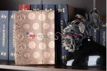 """Чехол-обложка для iPad2/new iPad 3 тематика """"дракон золотой"""" нейлоновый"""